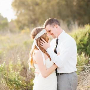 Malibu Beach Wedding Session - http://brittneyhannonphotography.com