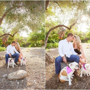 Couples Pet Session - http://brittneyhannonphotography.com