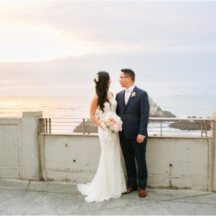 San Francisco Wedding - http://brittneyhannonphotography.com