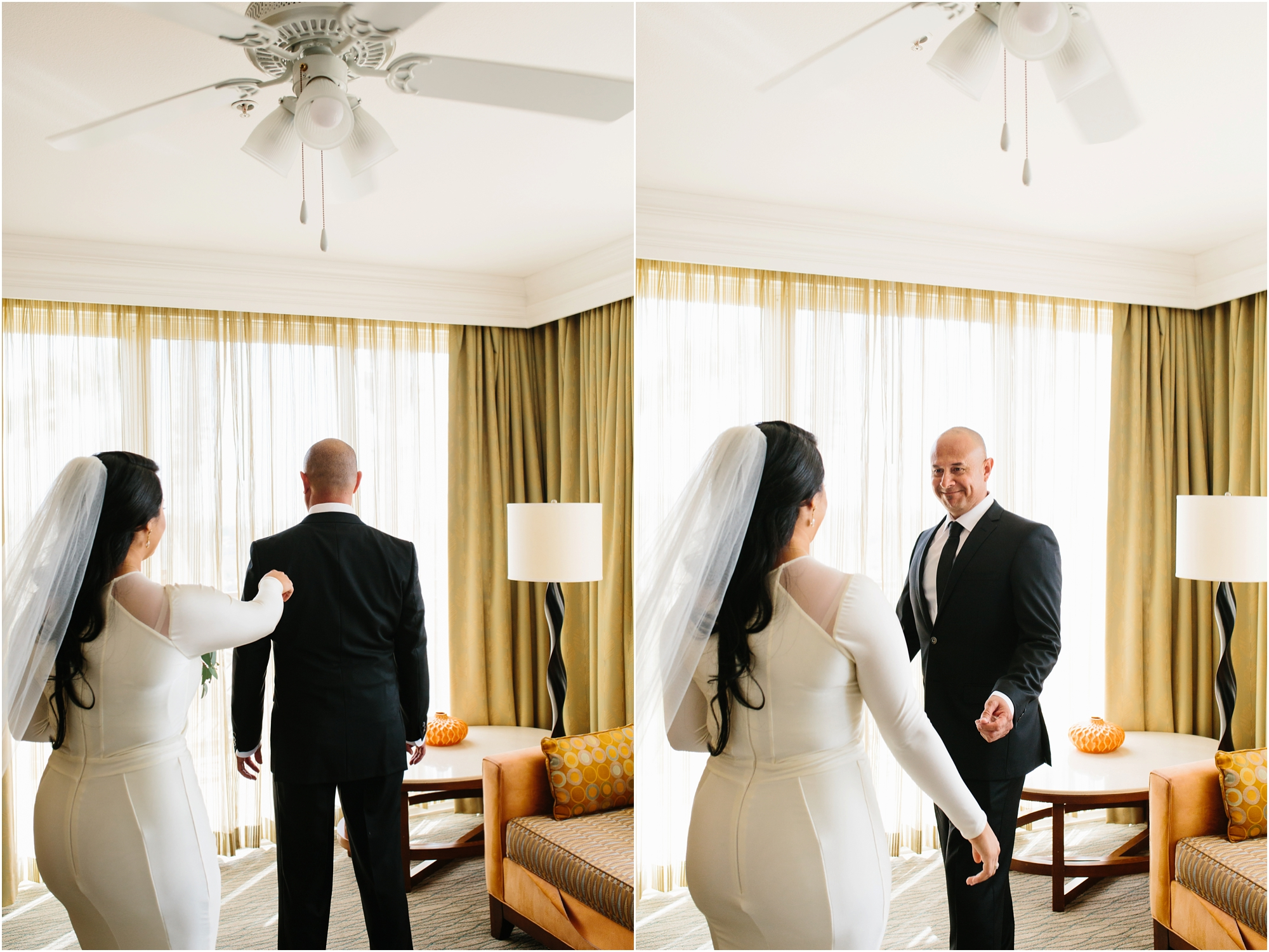 First Look with Dad - http://brittneyhannonphotography.com