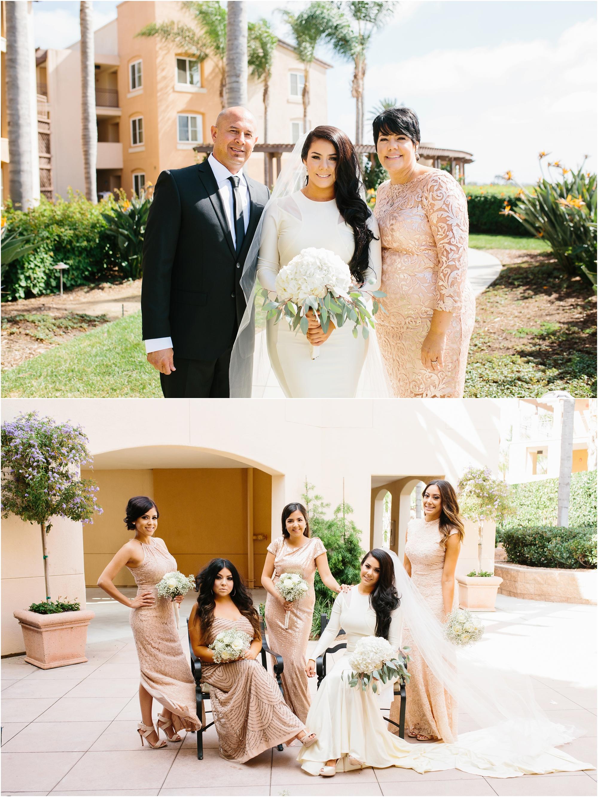 Carlsbad San Diego Wedding - http://brittneyhannonphotography.com