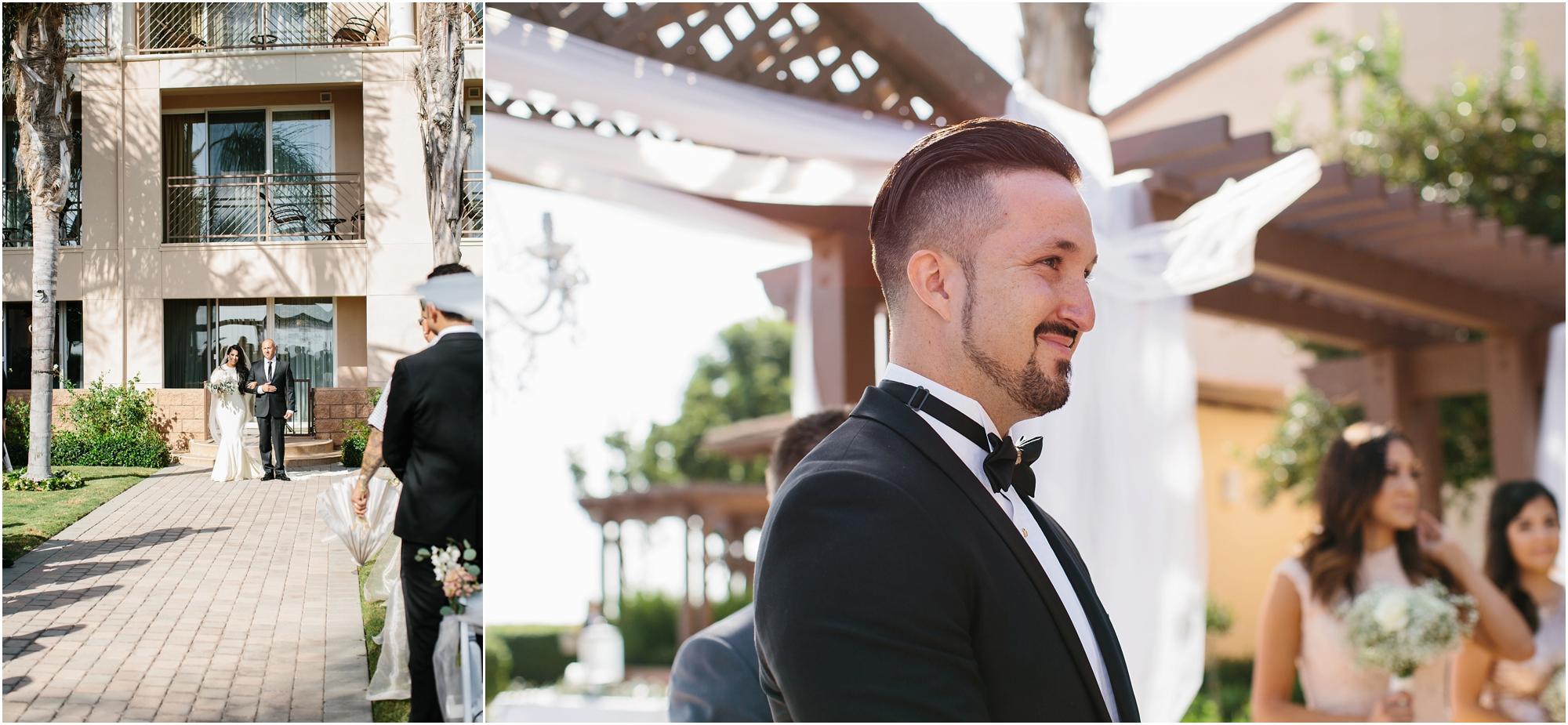Wedding Ceremony - http://brittneyhannonphotography.com