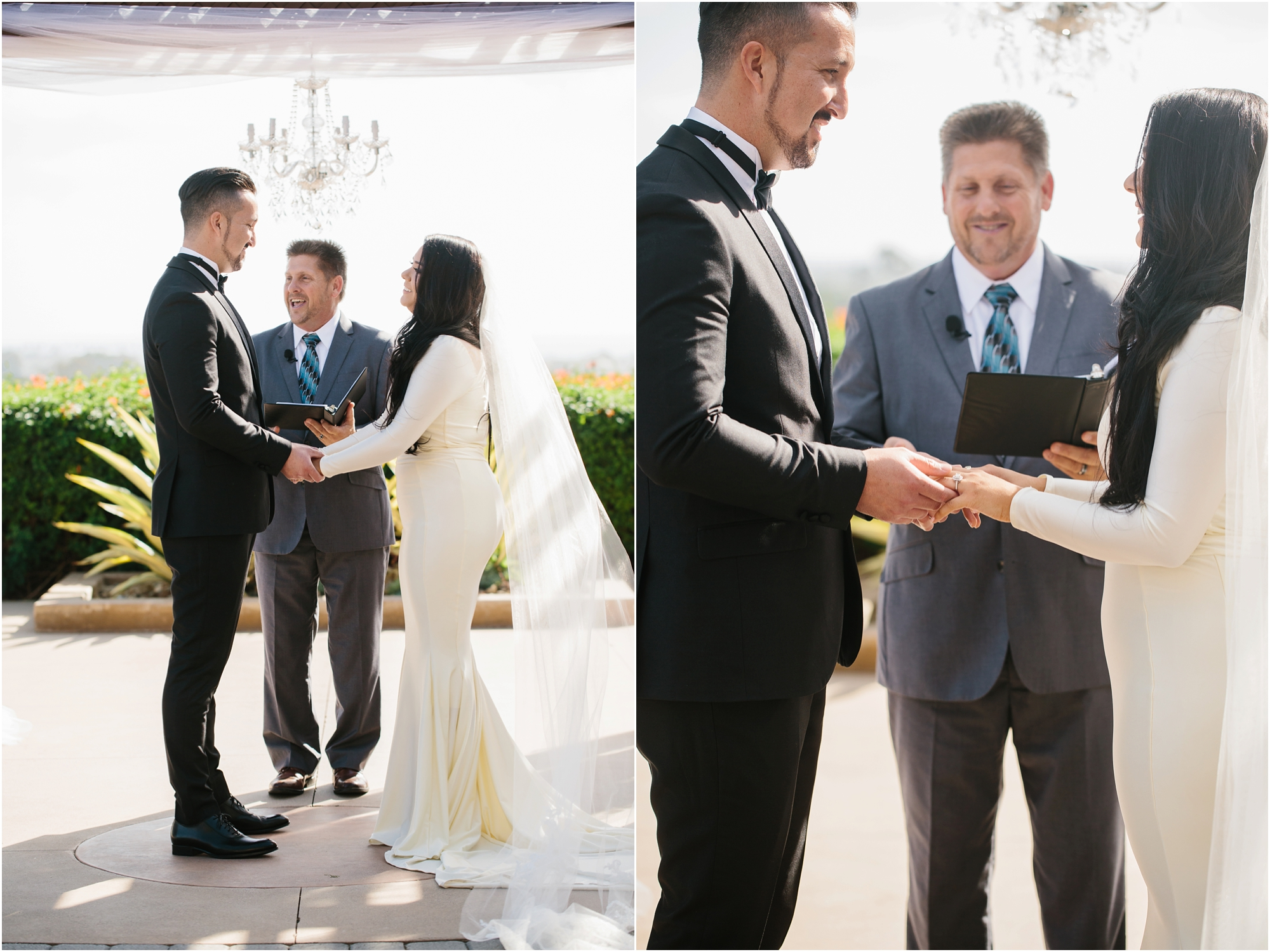 Grand Pacific Palisades Resort Wedding - http://brittneyhannonphotography.com