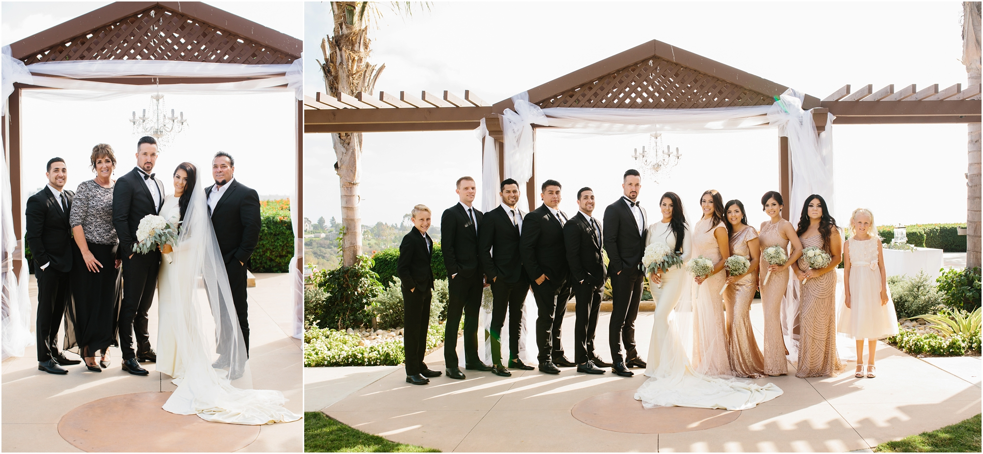 Grand Pacific Palisades Wedding - http://brittneyhannonphotography.com