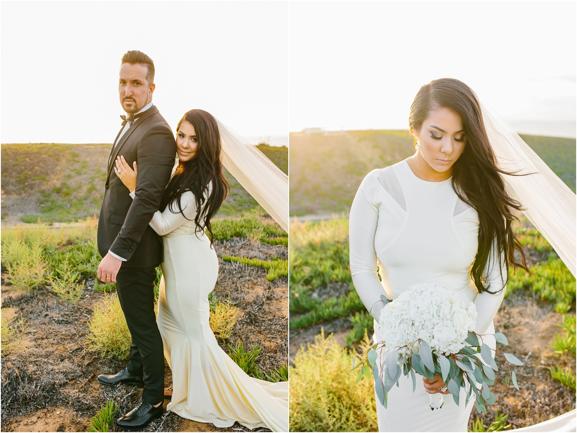 Southern California Bride and Groom - http://brittneyhannonphotography.com