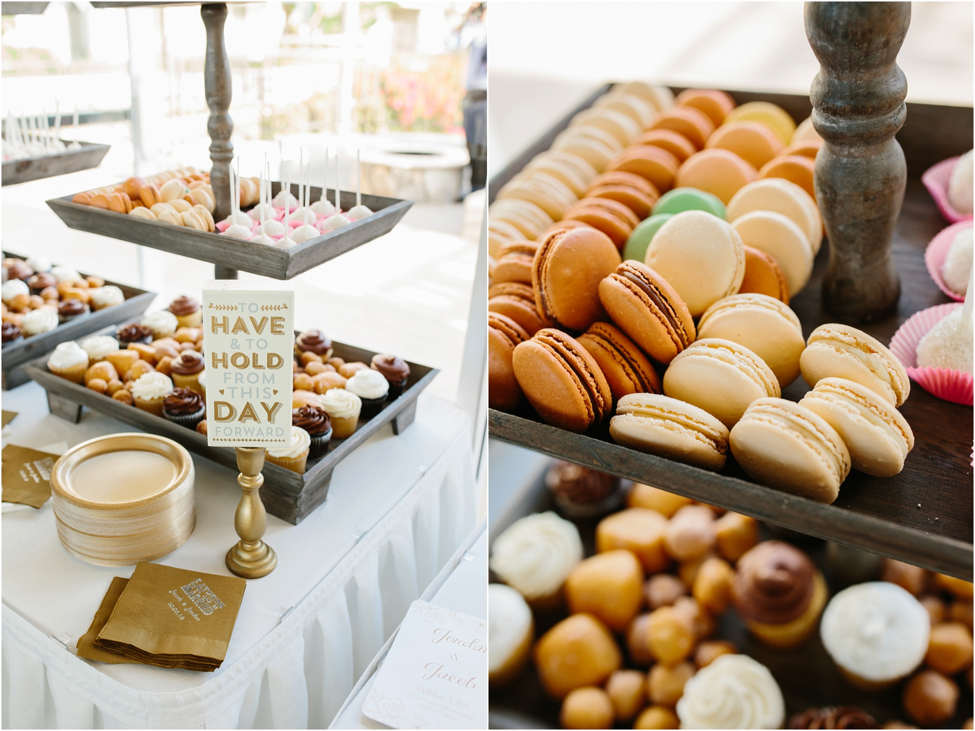 Sweets Table - http://brittneyhannonphotography.com
