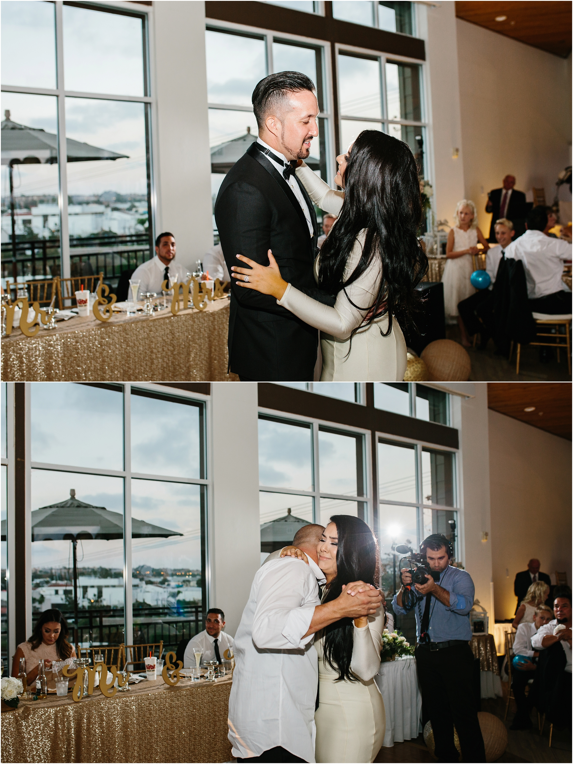 Reception in Carlsbad - http://brittneyhannonphotography.com