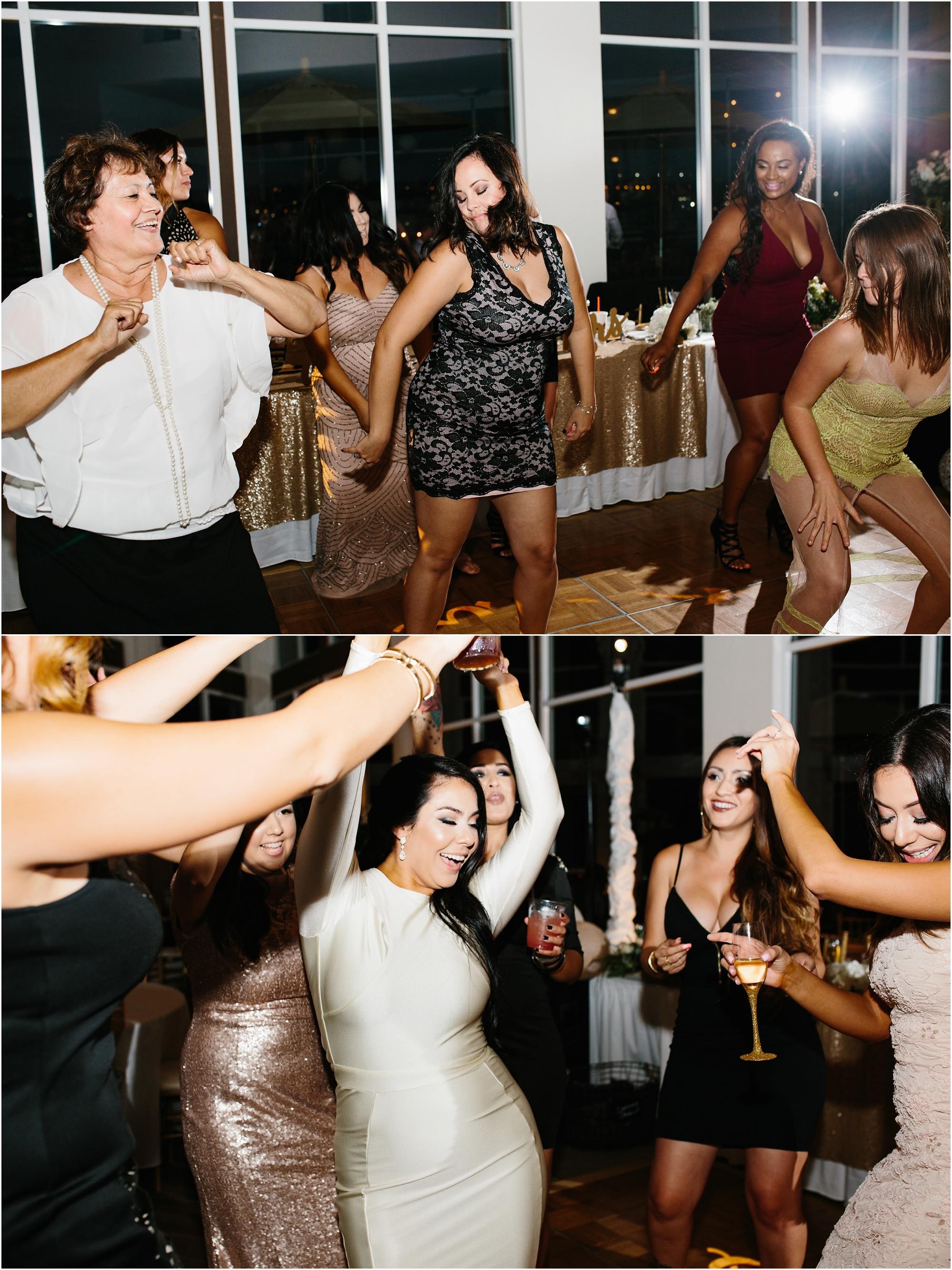 San Diego Wedding Reception - http://brittneyhannonphotography.com