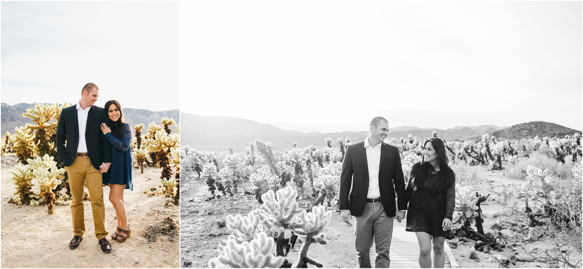 Joshua Tree Engagement Photography - http://brittneyhannonphotography.com