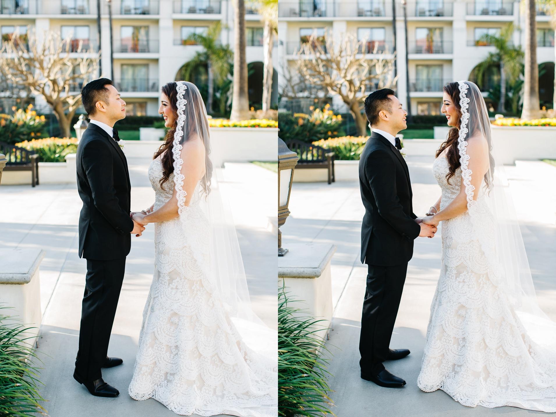 Bride and Groom Pictures -Orange County Wedding