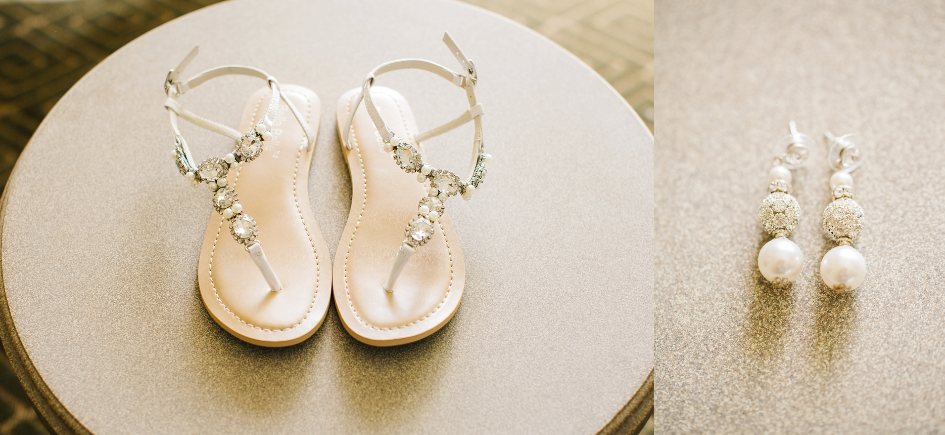 Bridal Shoes and Jewelry in Orange County, CA - Brittney Hannon Photography