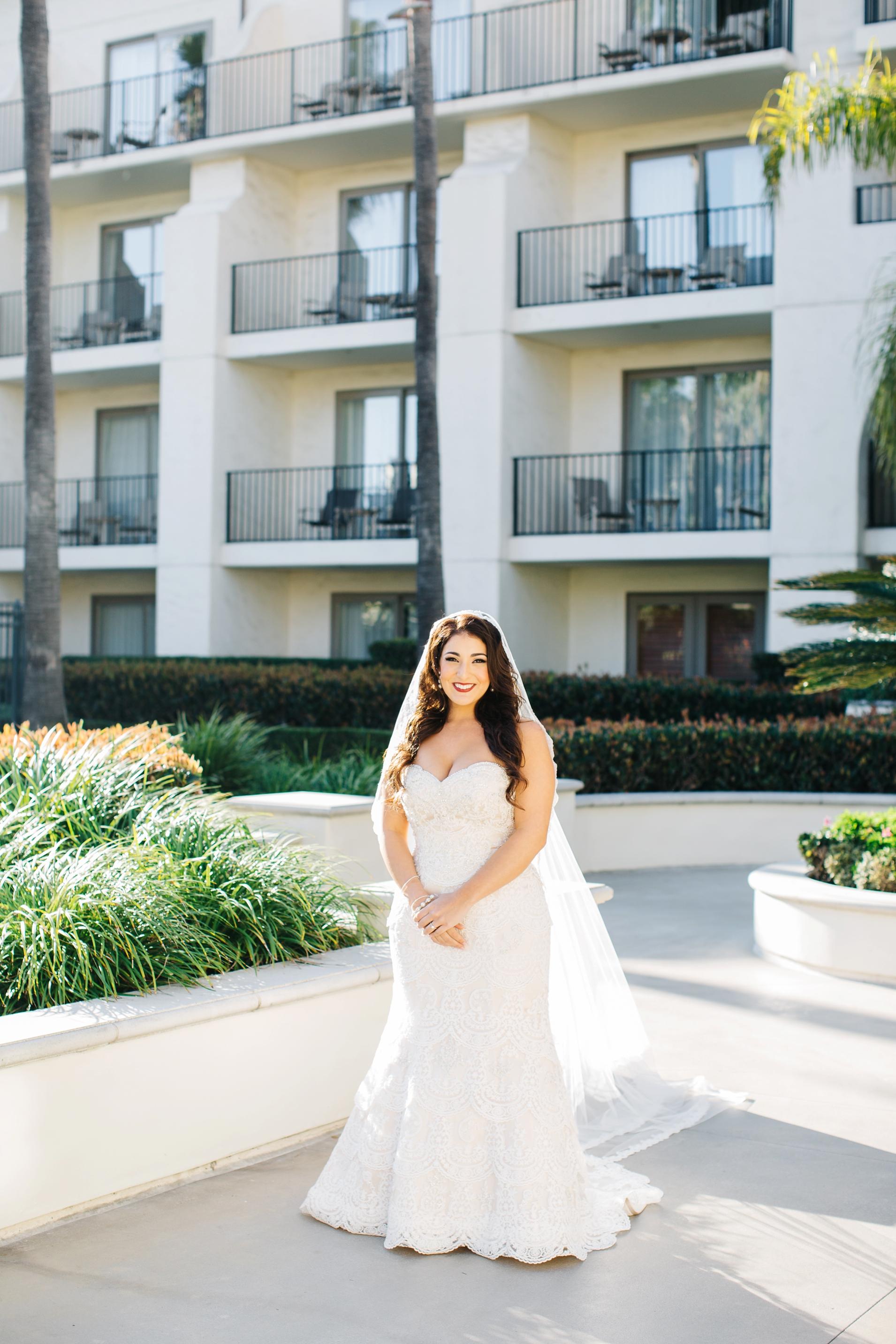 Stunning Huntington Beach Bride - Huntington Beach, CA