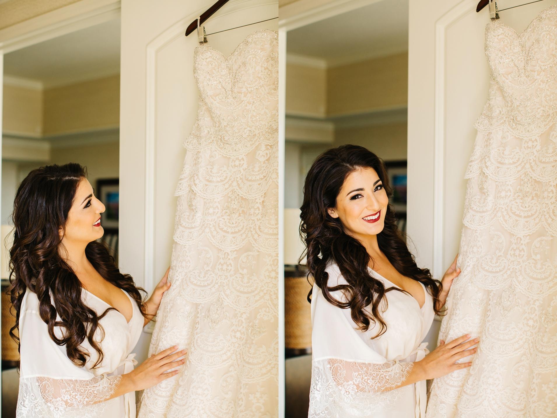 Bride and Wedding Dress - Huntington Beach, CA