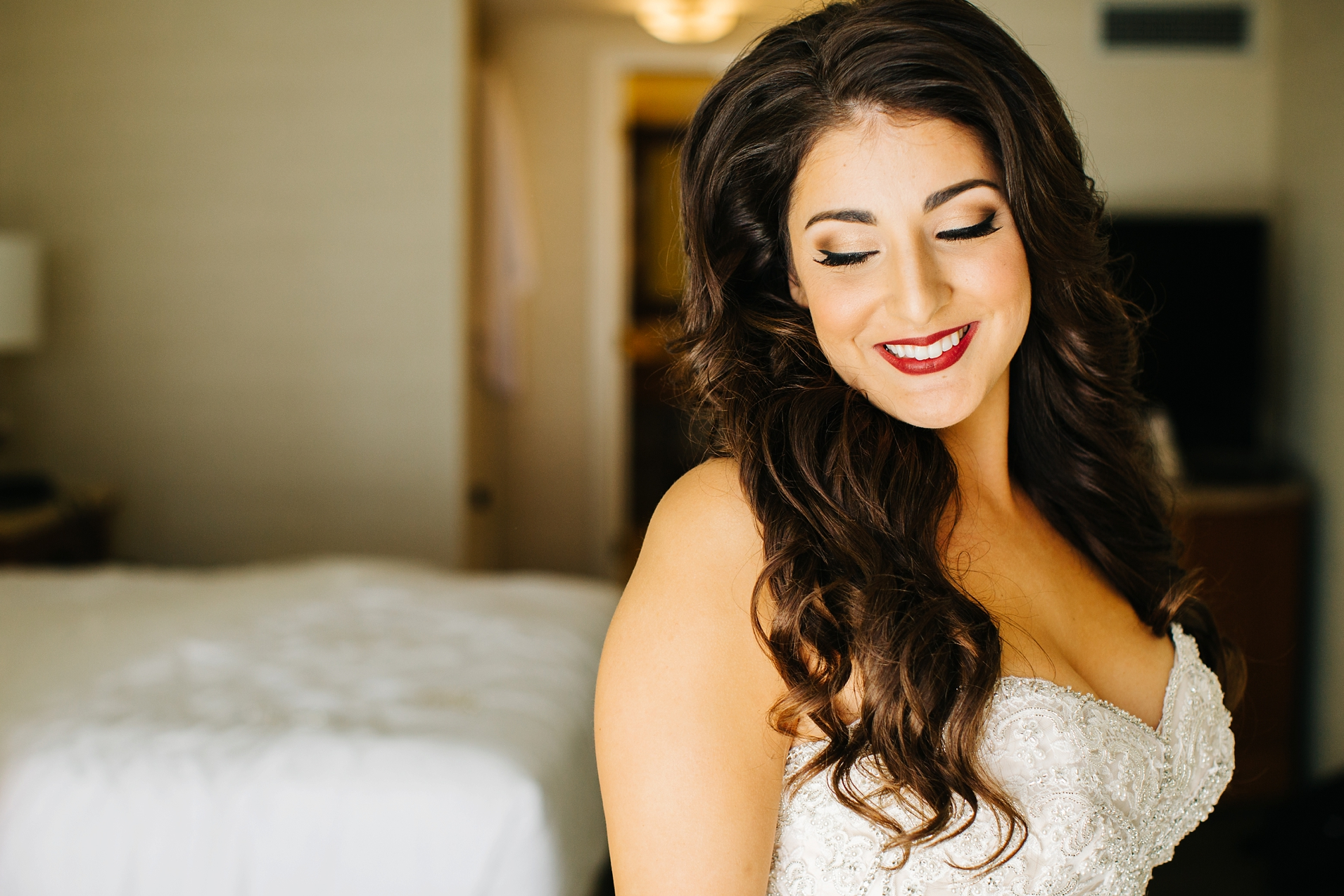 Beautiful Orange County Bride - Brittney Hannon Photography