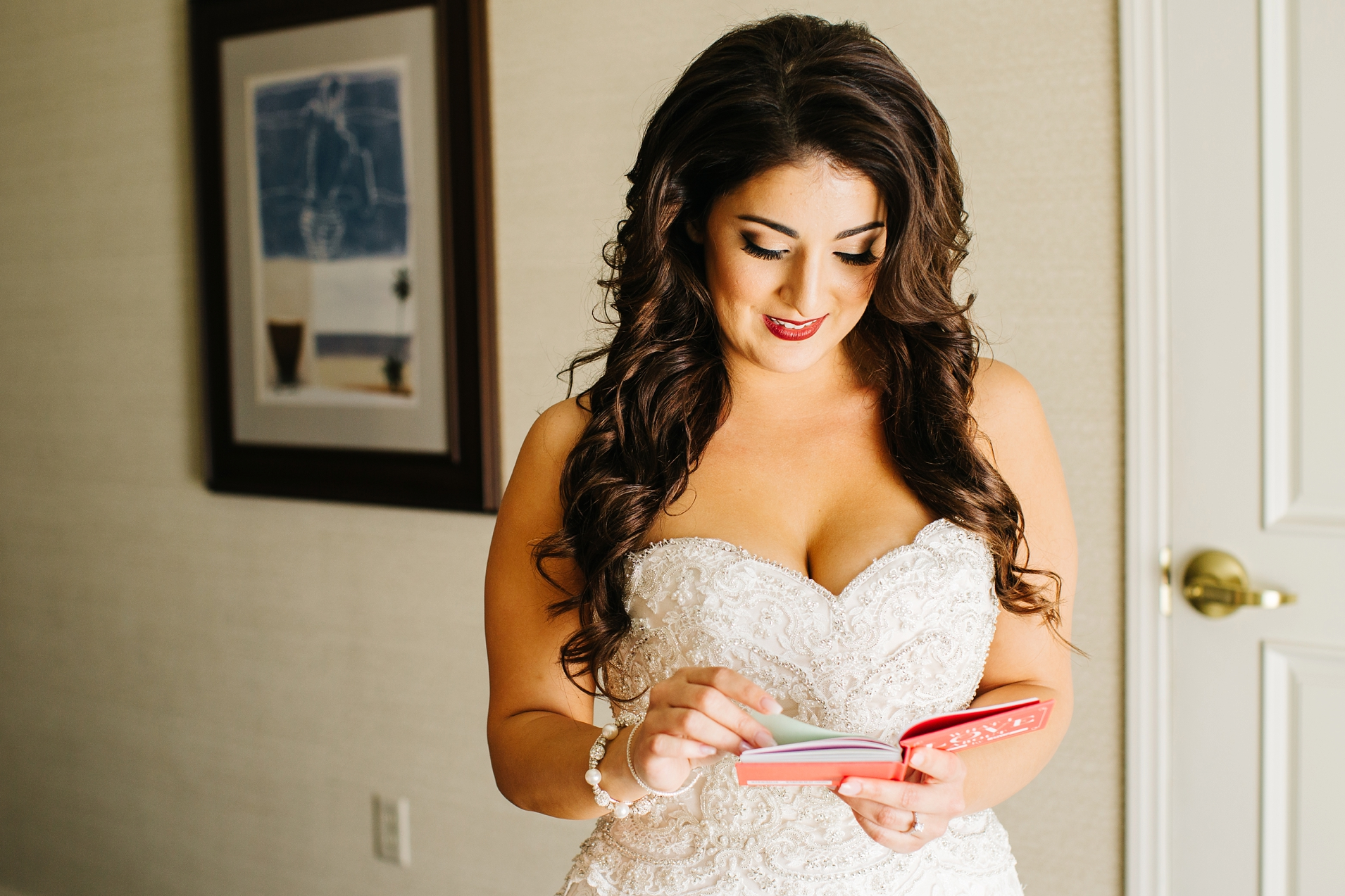 Gorgeous Bride in Orange County - Brittney Hannon Photography