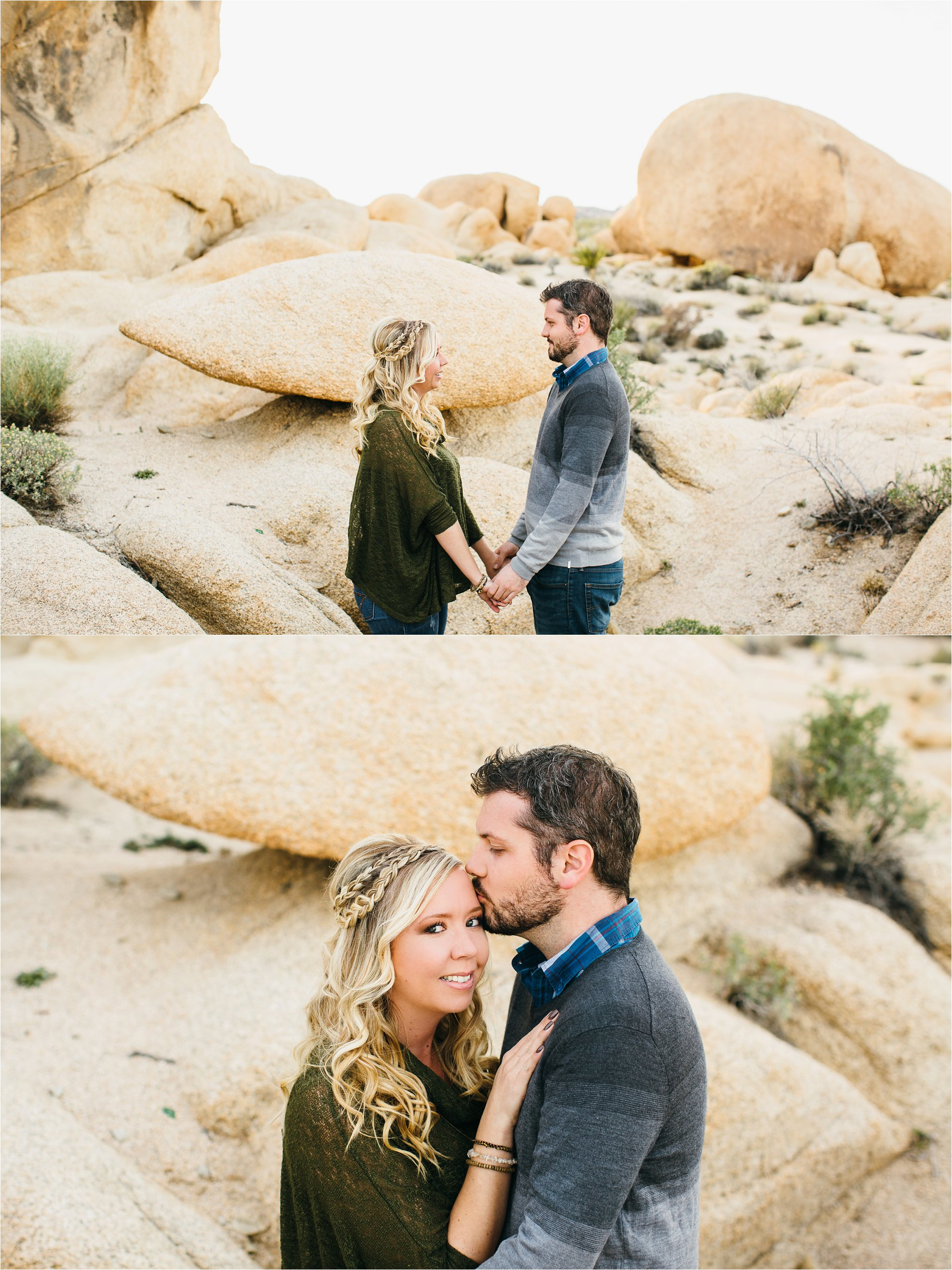 Desert Engagement Session - http://brittneyhannonphotography