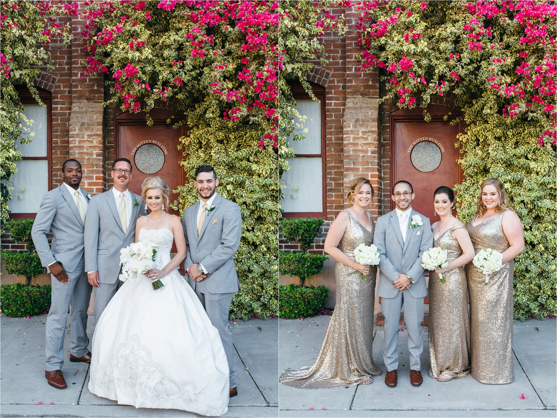 Bridal Party Photos - Southern California Wedding Photographer