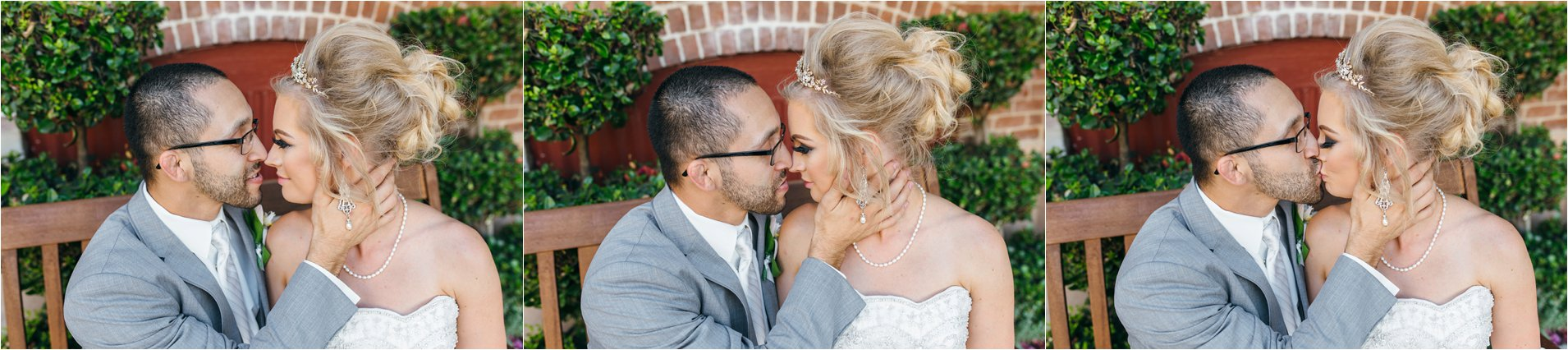Romantic Bride and Groom Photos in Redlands
