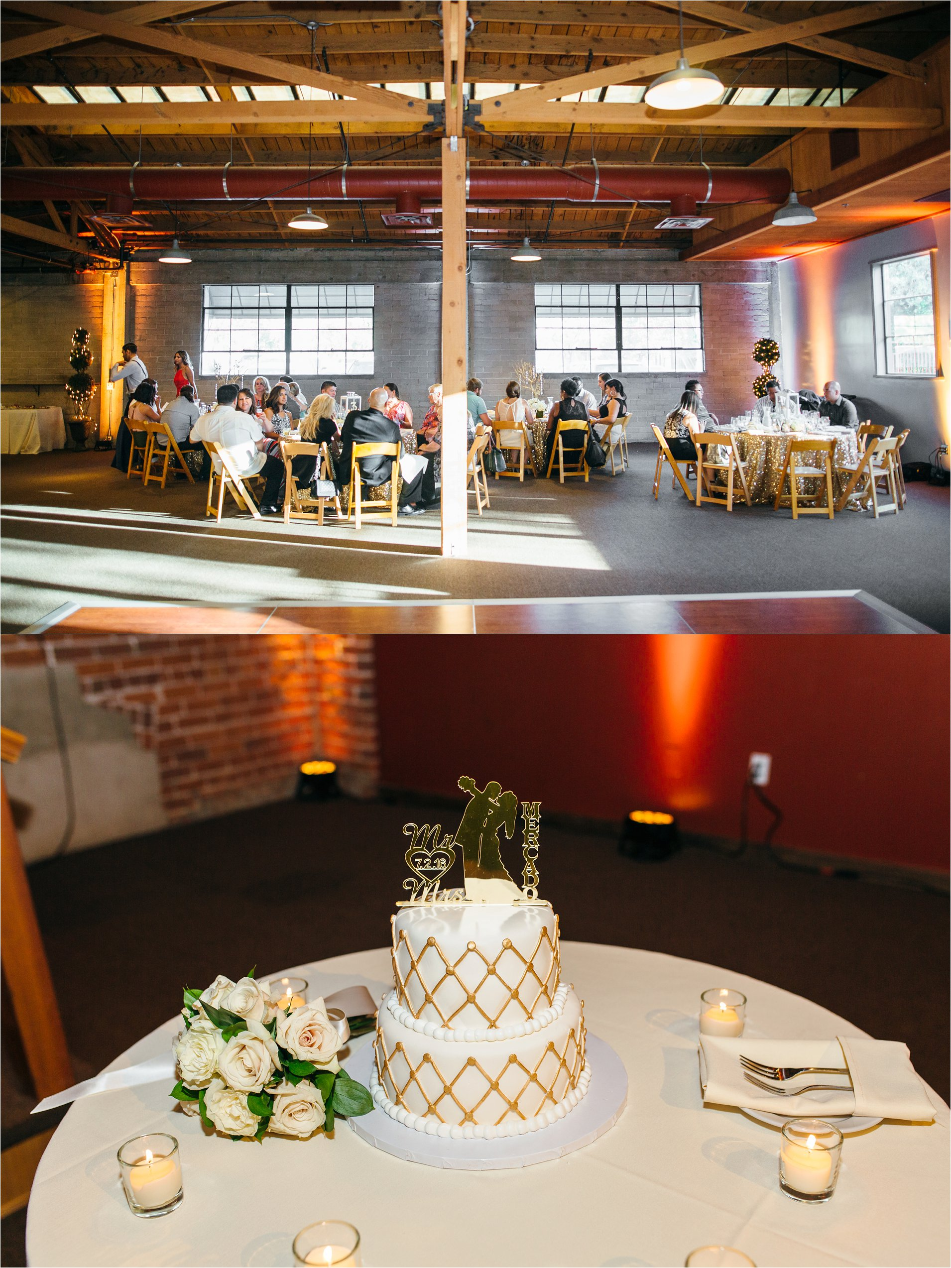 The Mitten Building Wedding