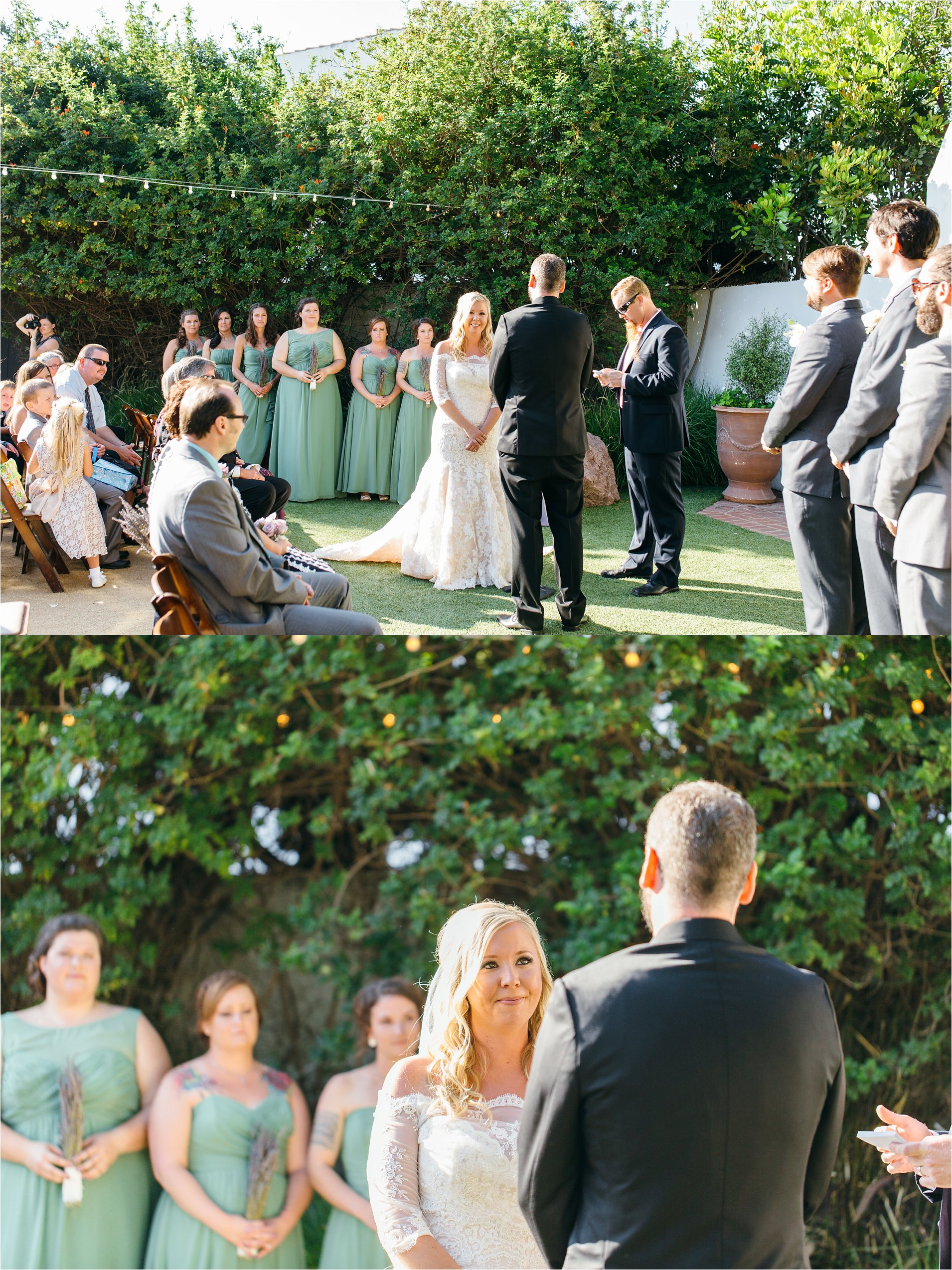 San Clemente Wedding Photograher - Wedding Ceremony