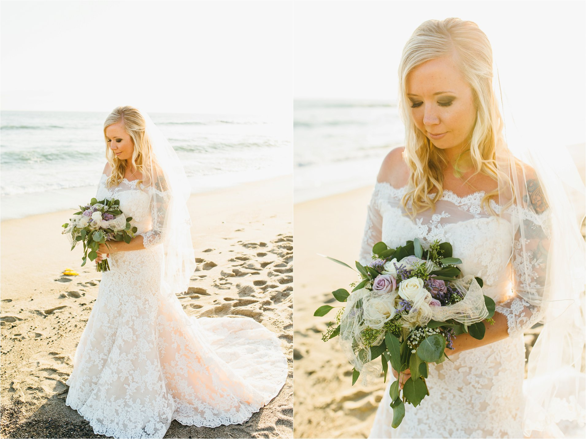 Beautiful Bride in San Clemente