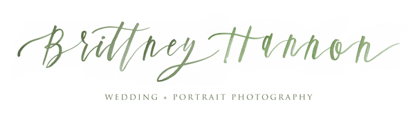 Brittney Hannon Photography logo