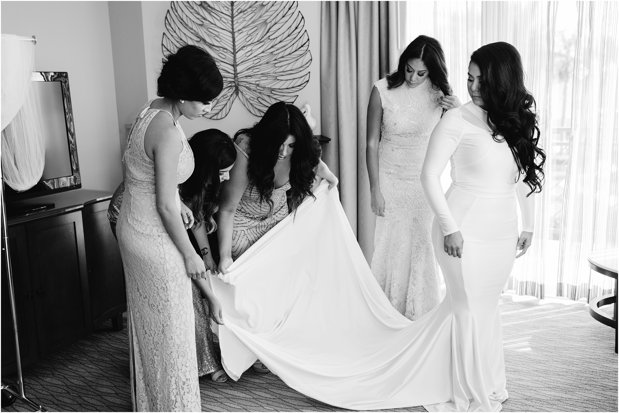 Bridal Party - https://brittneyhannonphotography.com