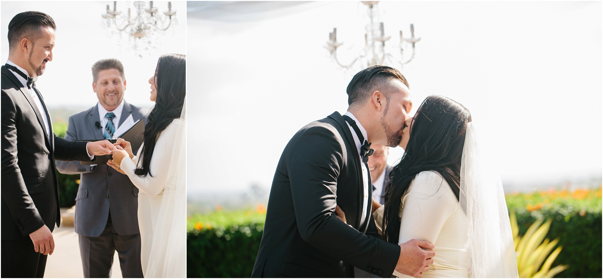 Grand Pacific Palisades Resort Wedding in Carlsbad - https://brittneyhannonphotography.com