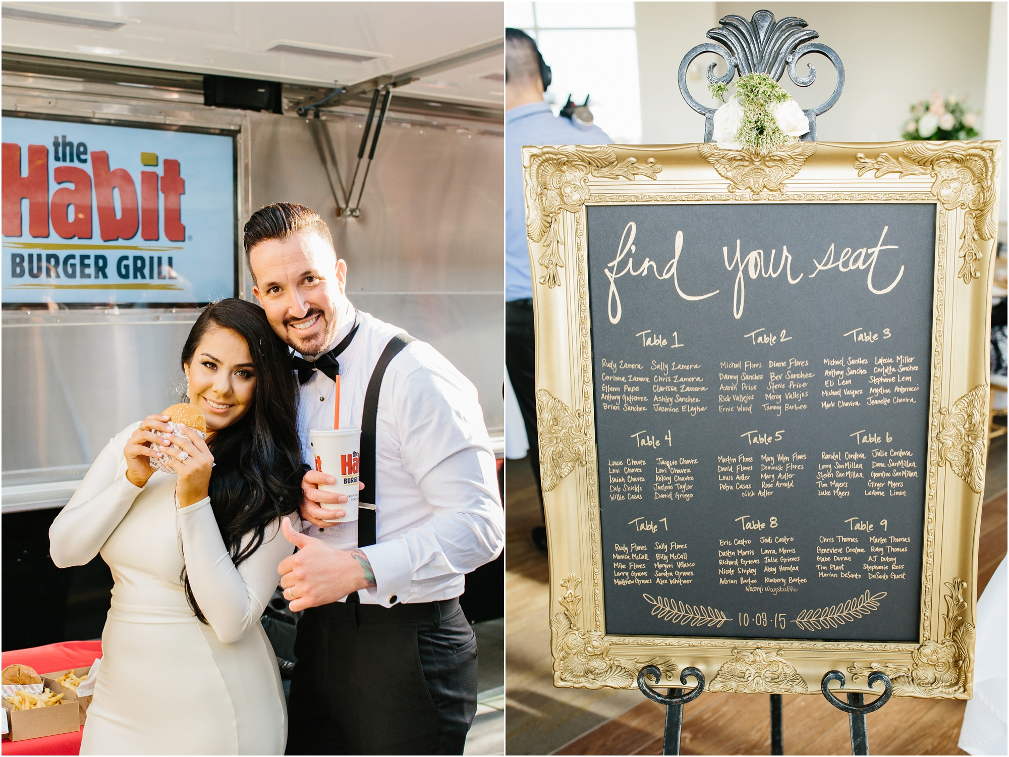 Reception Details - https://brittneyhannonphotography.com