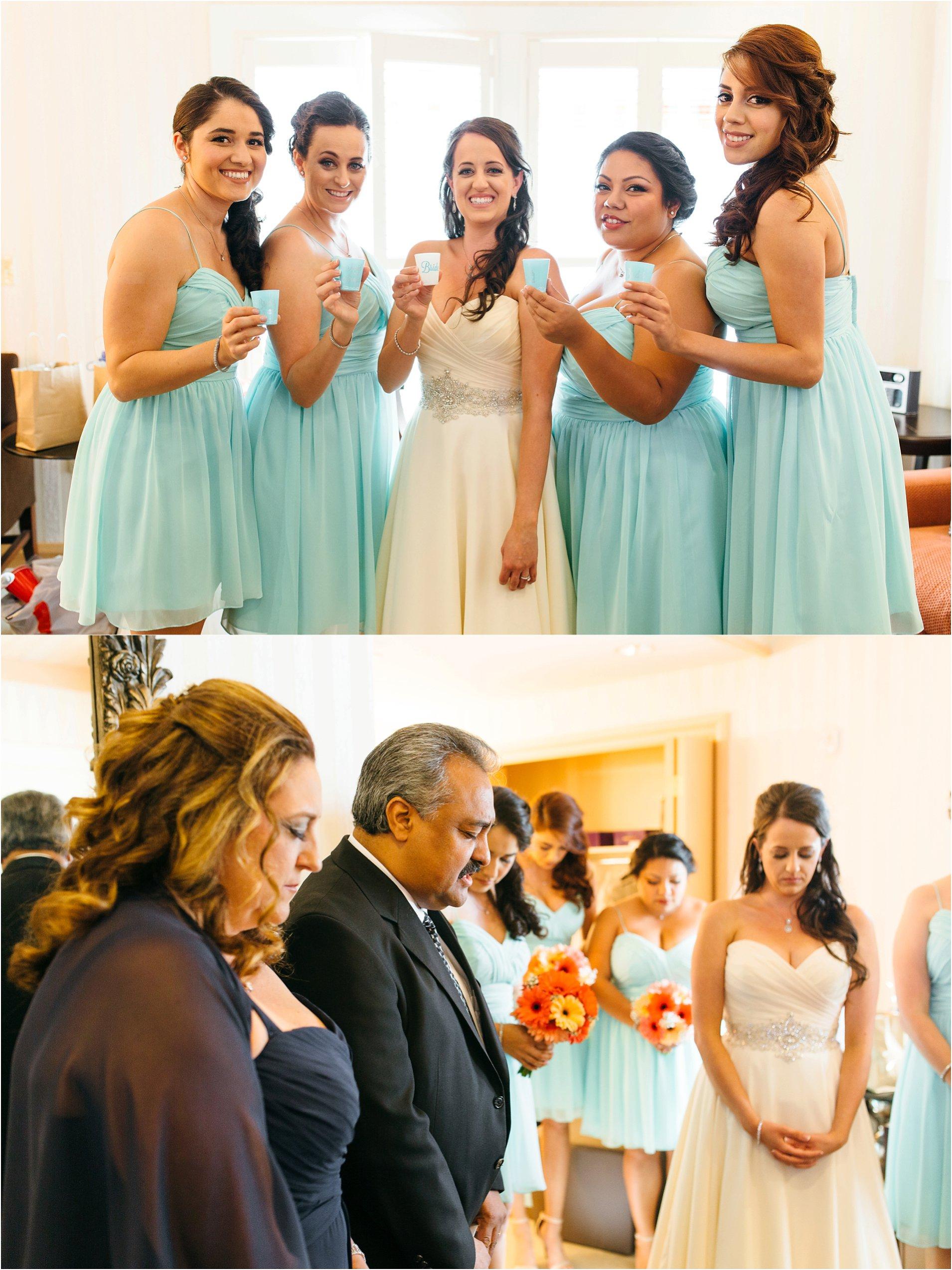 wedding prayer before ceremony