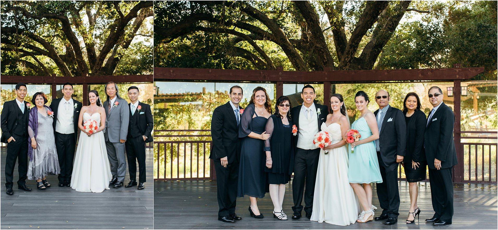 family photos at pechanga