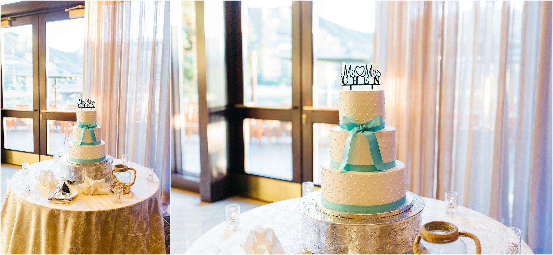 wedding cake in temecula
