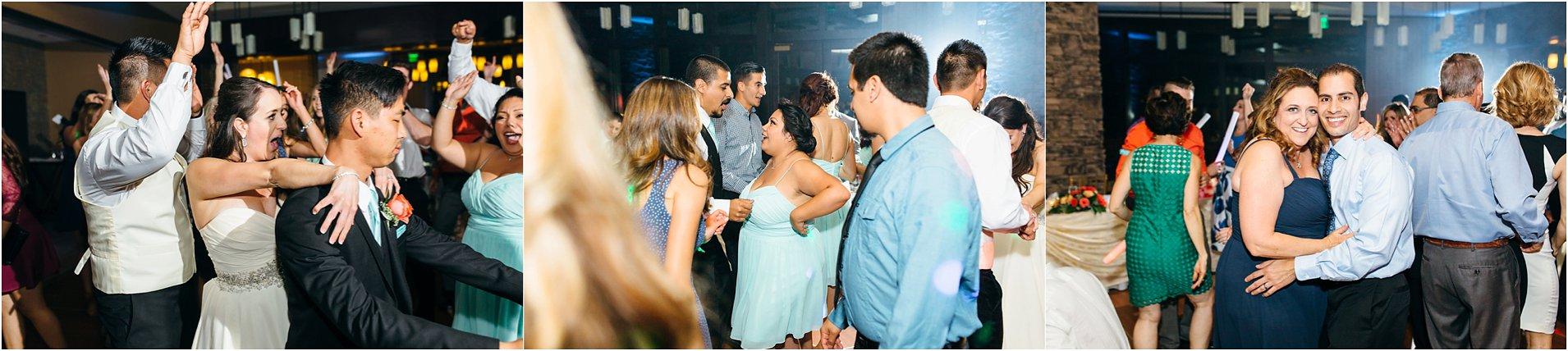 temecula wedding photographer, fun wedding reception