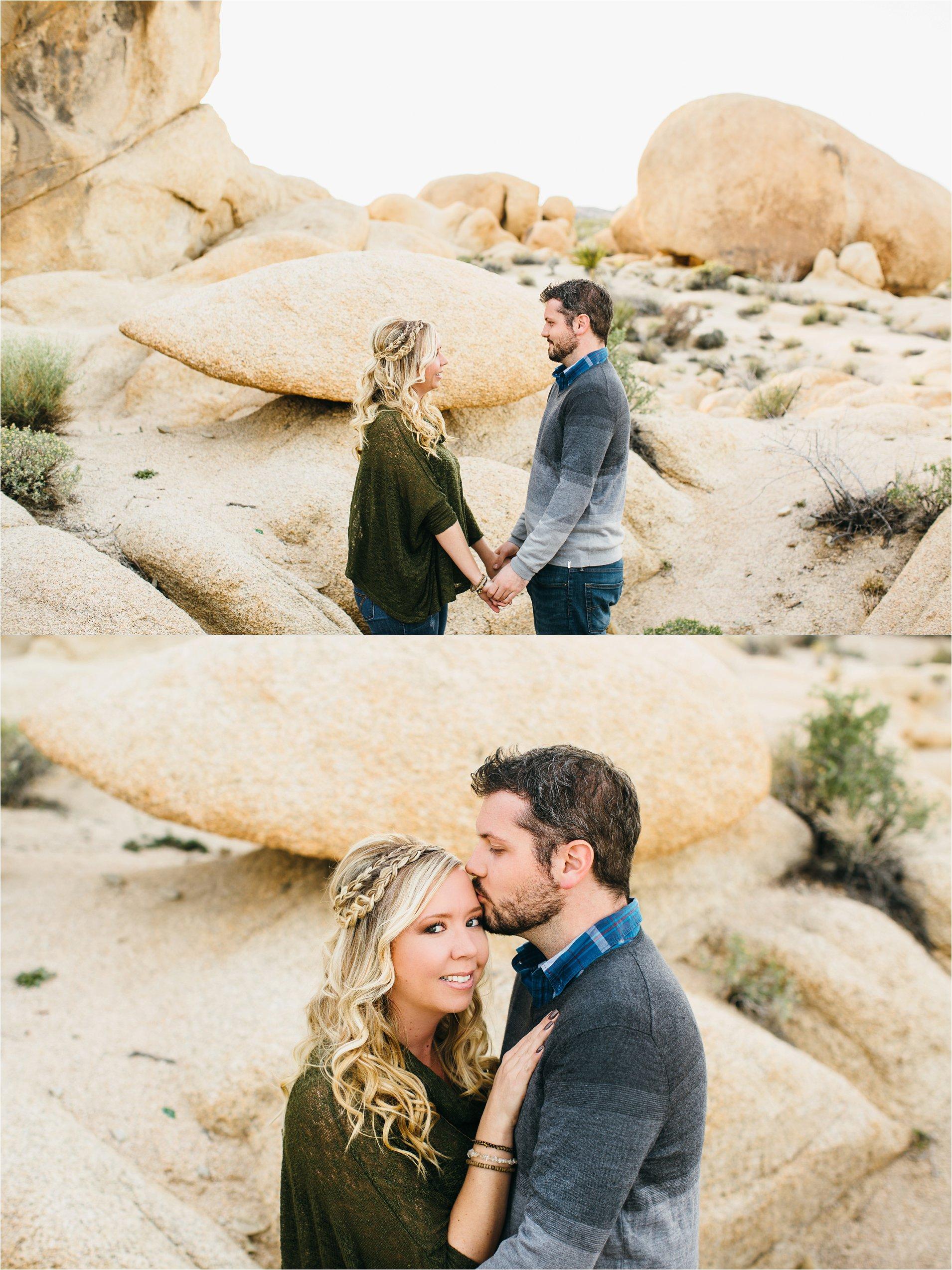 Desert Engagement Session - http://brittneyhannonphotography
