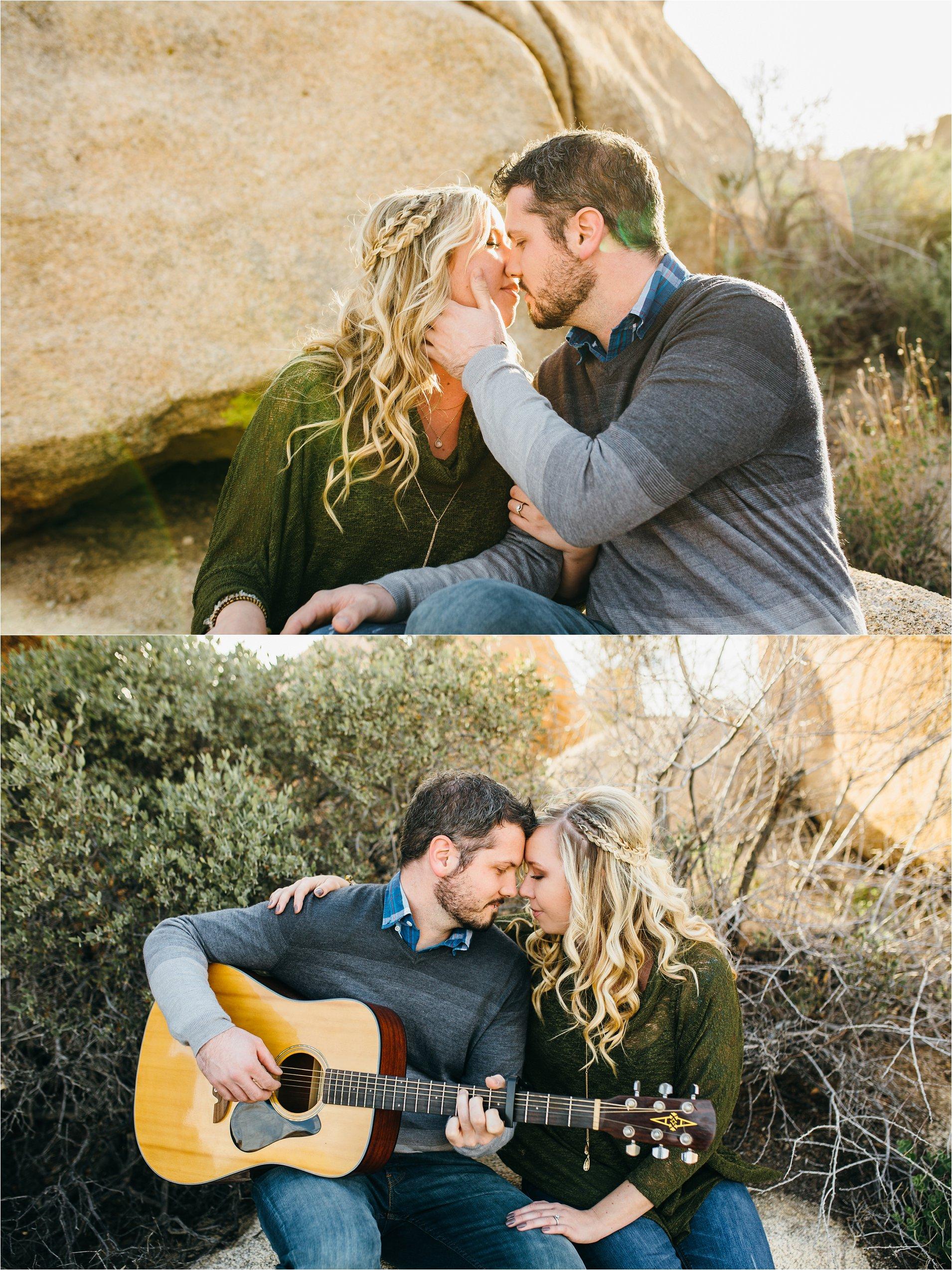 Romantic Engagement Photos