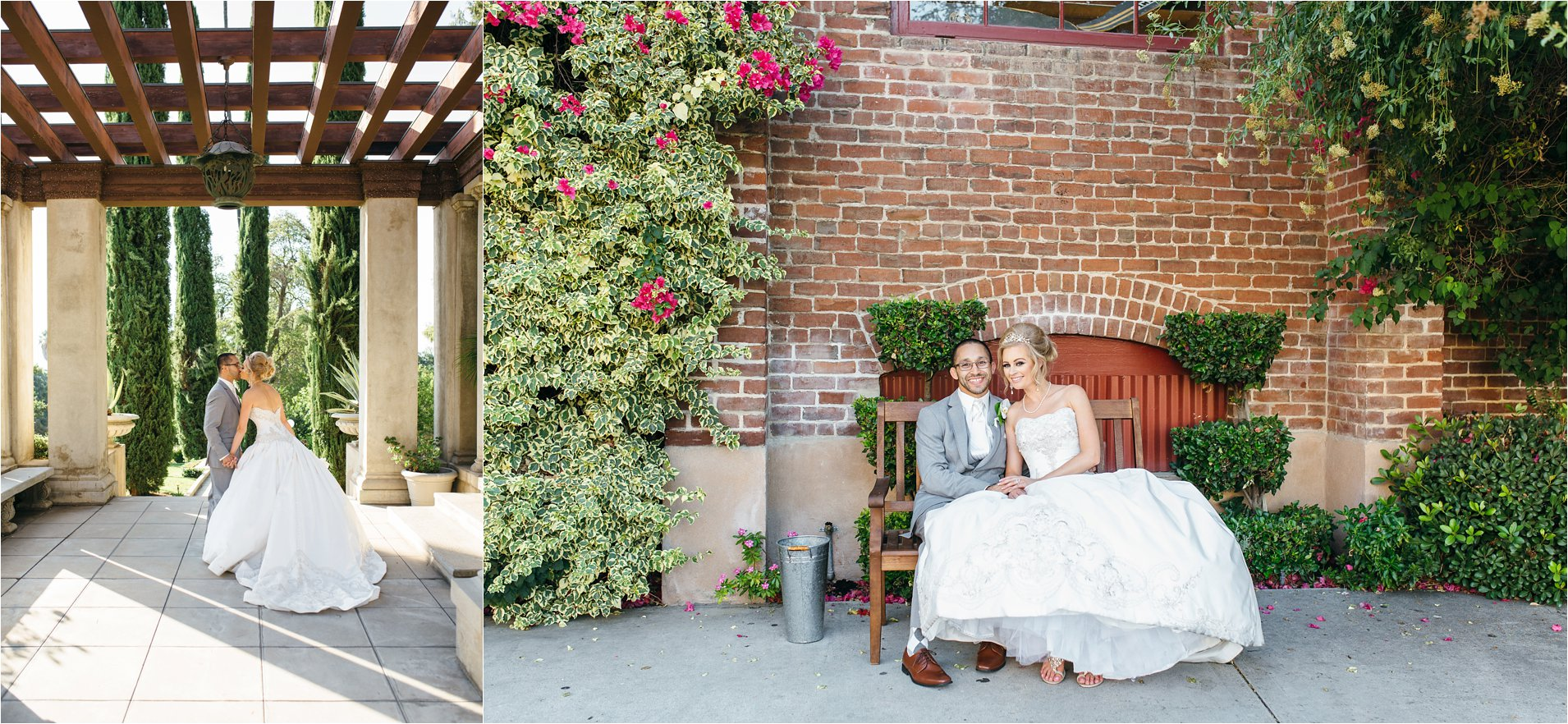 Bride and Groom Photos at the Mitten Building