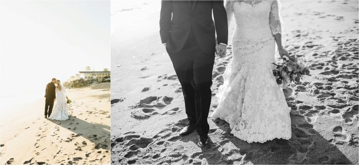 Romantic Wedding Photos in Southern California