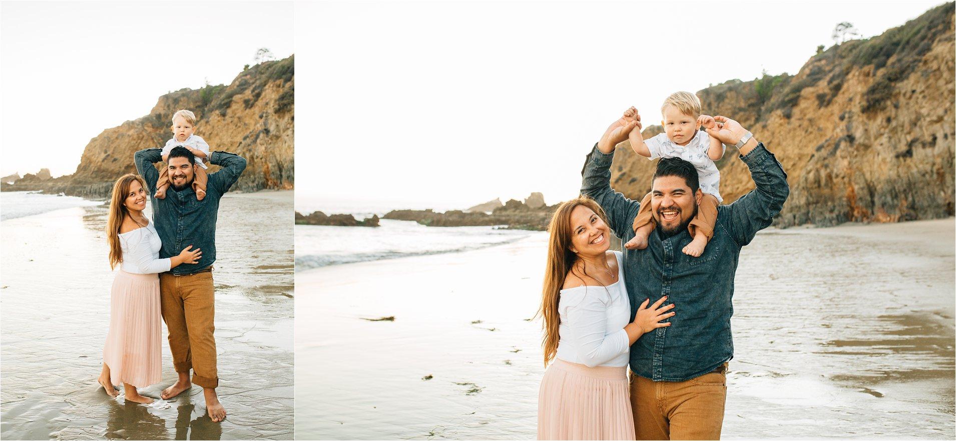 Playful Family Photos