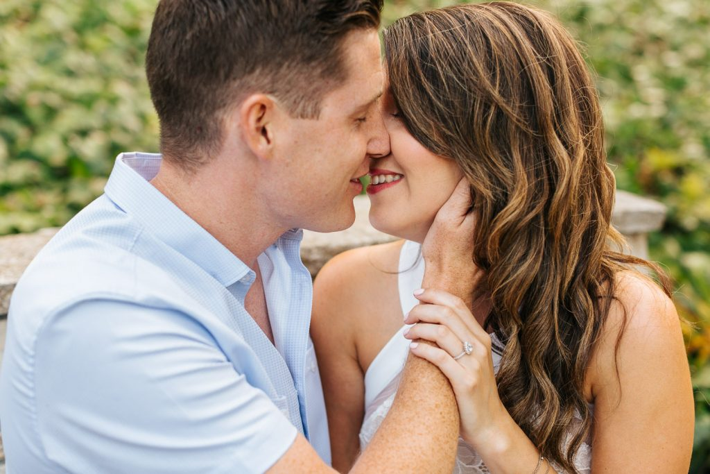 Tips on how to rock your engagement session - Palos Verdes Engagement Session - https://brittneyhannonphotography.com