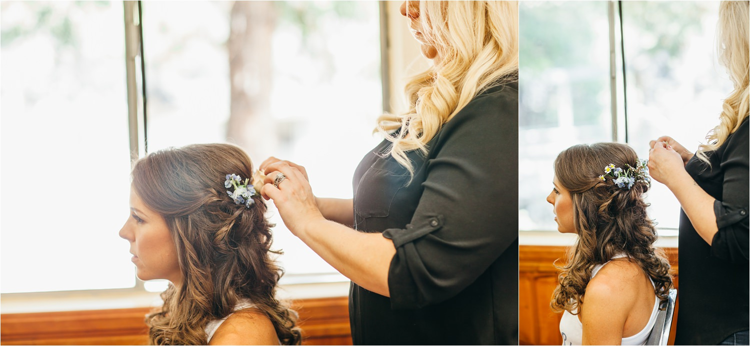 Mountain Bride - Bridal Hair and Makeup - https://brittneyhannonphotography.com