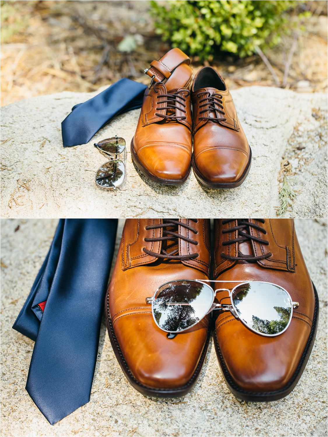 Groom Details - Mountain Wedding - https://brittneyhannonphotography.com