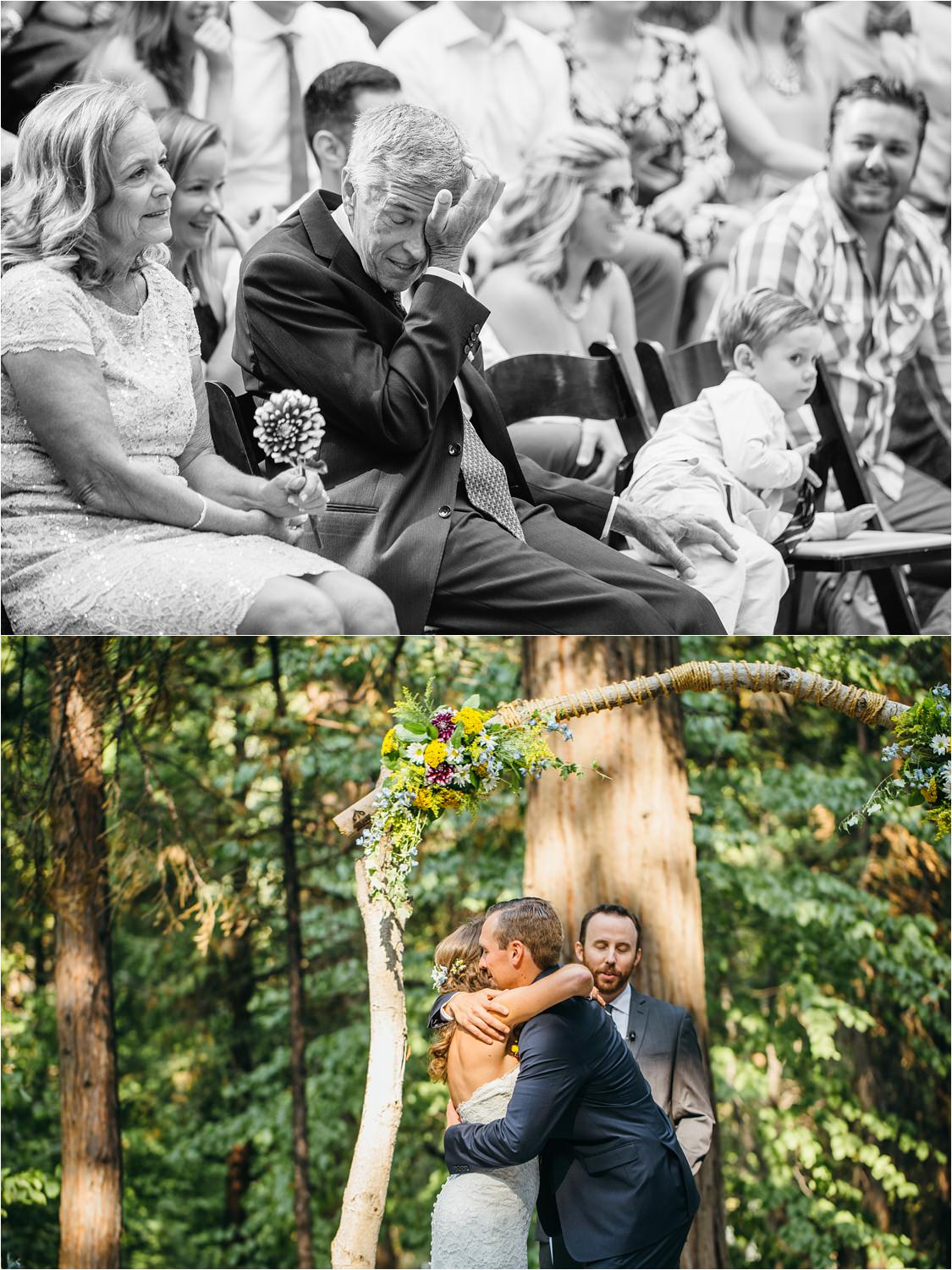 Lake Arrowhead Wedding - Lake Arrowhead Wedding Photographer - Southern California Photography - https://brittneyhannonphotography.com
