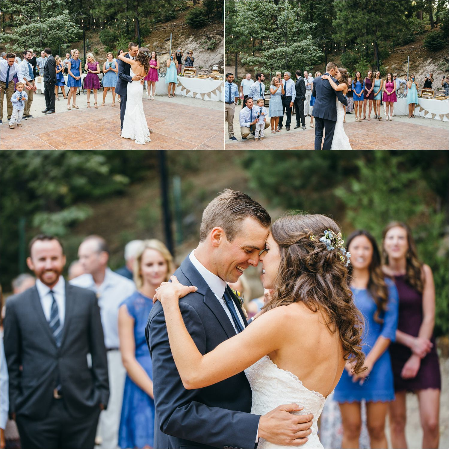Romantic First Dance - Bride and Groom First Dance - Dan and Shay Wedding Song - https://brittneyhannonphotography.com
