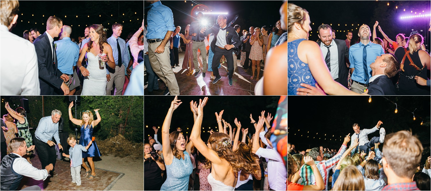 Reception Photos - Dancing the night away - https://brittneyhannonphotography.com