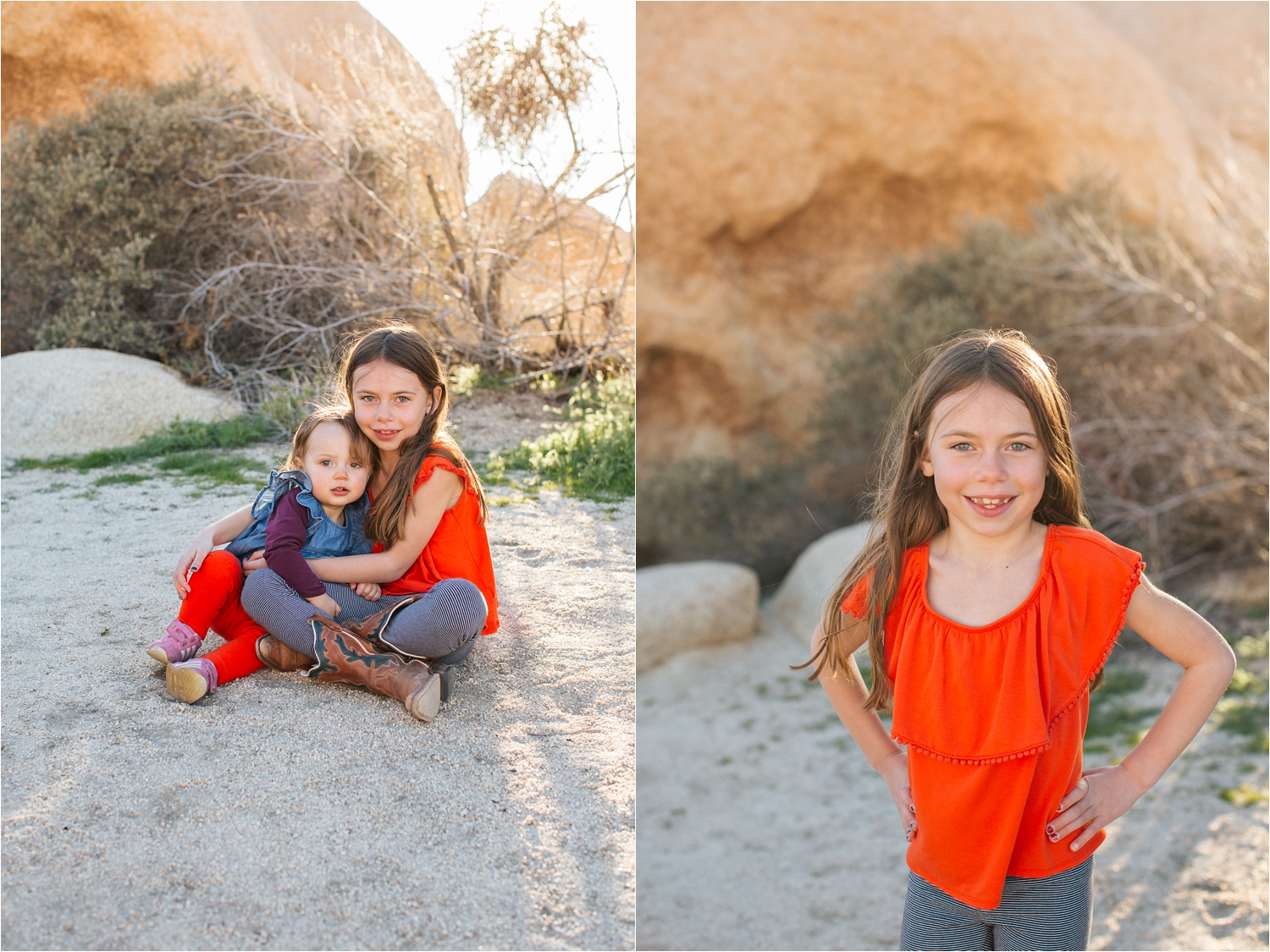 Lifestyle Family Session in Southern California - https://brittneyhannonphotography.com