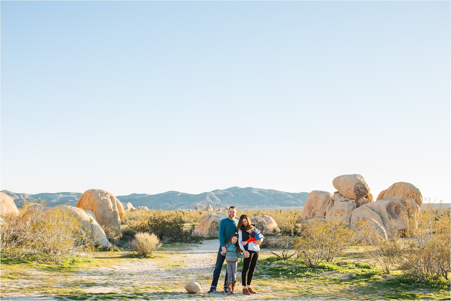 Lifesyle Photographer in Joshua Tree - Southern California Family Photographer - https://brittneyhannonphotography.com