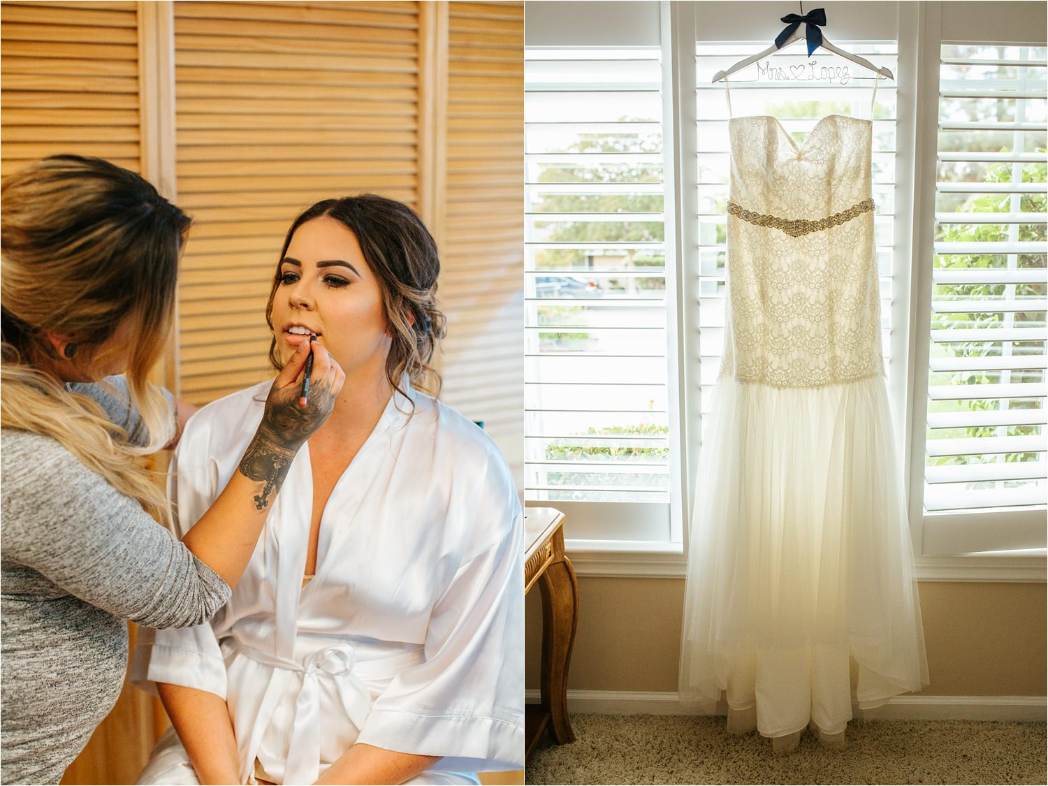 Claremont Wedding Photographer - http://brittneyhannonphotography.com
