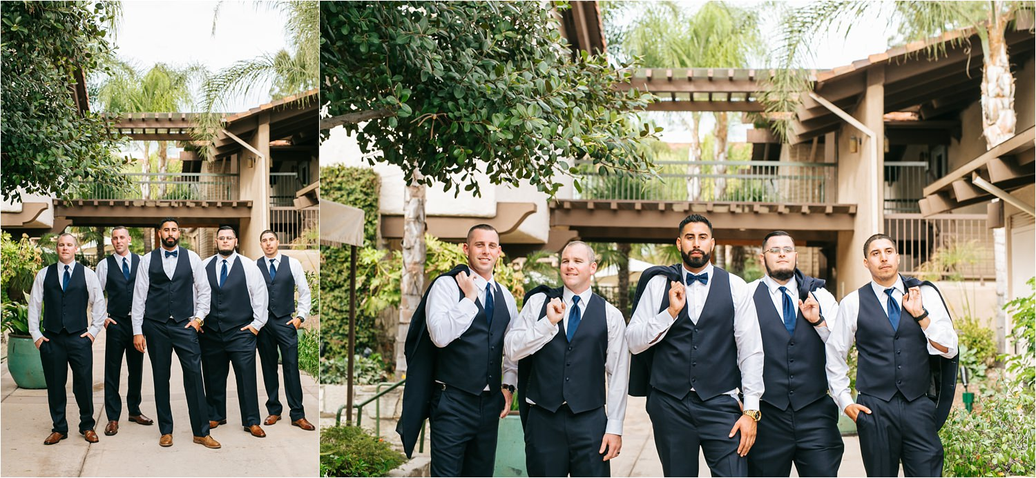 Rancho Santa Anta Botanic Garden Wedding in Claremont, CA - California Wedding Photographer - http://brittneyhannonphotography.com