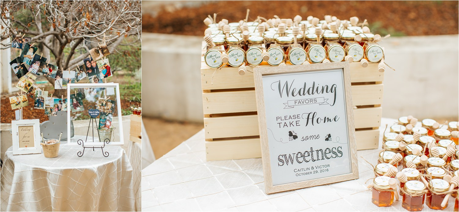 Fall Wedding Decor - October Bride - http://brittneyhannonphotography.com