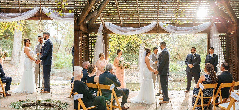 Rancho Santa Ana Botanic Garden Wedding - http://brittneyhannonphotography.com